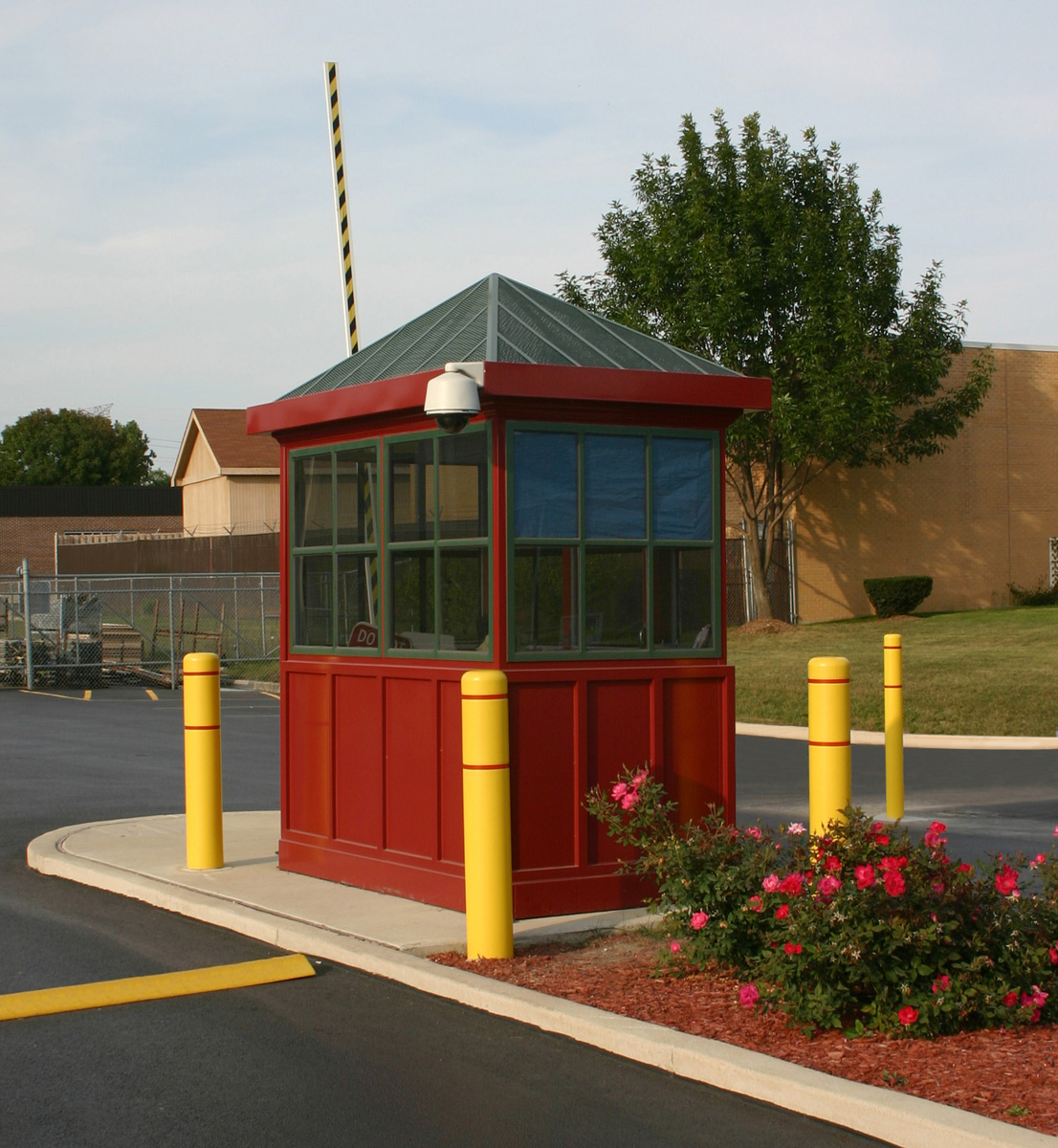 Parking Booth 0061-PRZ