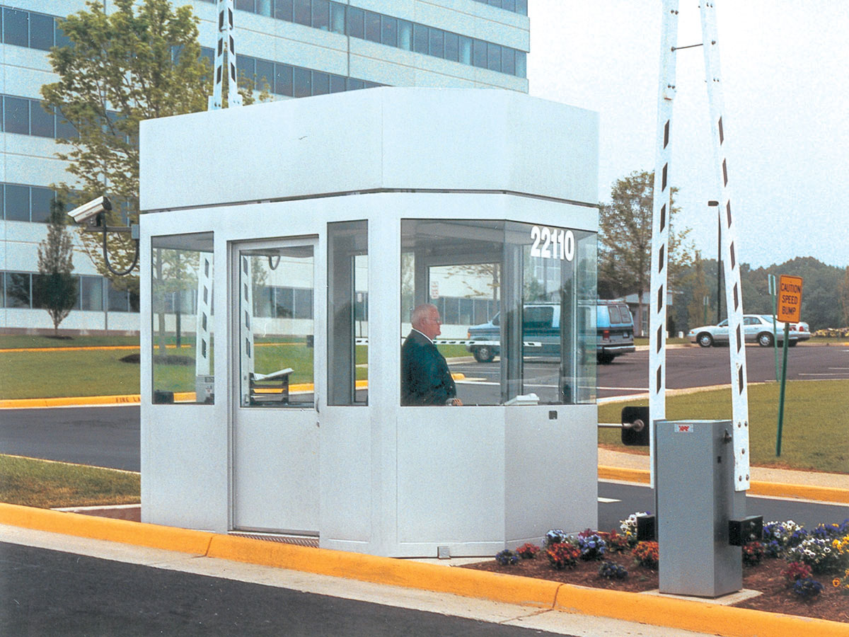 guard booth 0104-C