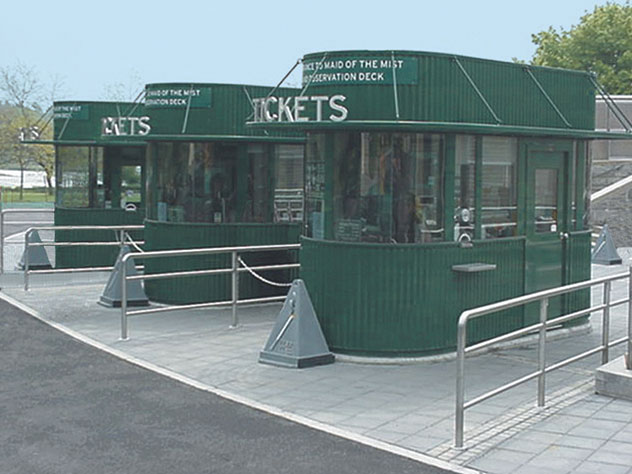 Portable Paint Booth >> Portable Ticket Booth   Portable Steel Building Blog by ...